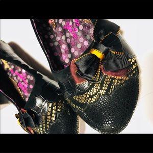 Irregular Choice Shoes - NEW Irregular Choice, ModCloth reptile flats